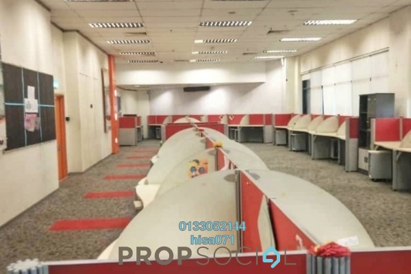 Office For Rent in The Horizon, Bangsar South Freehold Fully Furnished 1R/1B 25.3k