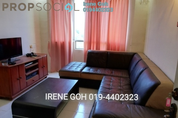 Condominium For Rent in Kingfisher Series, Green Lane Freehold Semi Furnished 3R/2B 1.1k