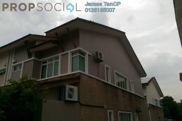 Terrace For Sale in SL8, Bandar Sungai Long Freehold Semi Furnished 4R/3B 750k