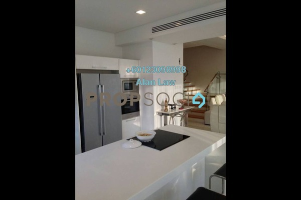 For Sale Duplex at Kiara 9, Mont Kiara Freehold Fully Furnished 3R/3B 2.7m