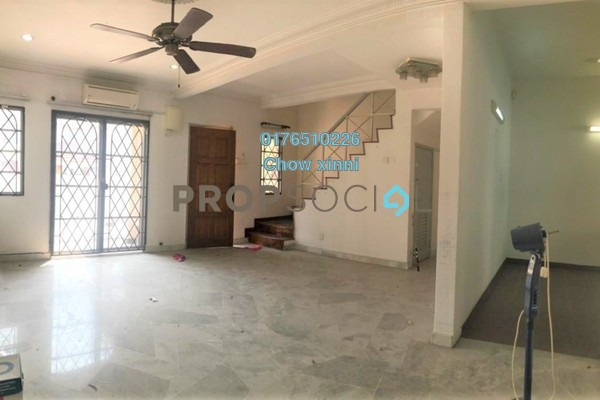 Terrace For Sale in USJ 12, UEP Subang Jaya Freehold Semi Furnished 3R/3B 595k