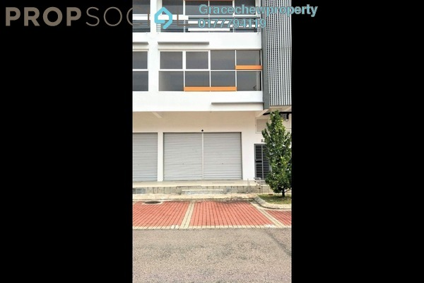 Shop For Rent in Zircon, Seri Austin Freehold Semi Furnished 0R/0B 3.8k