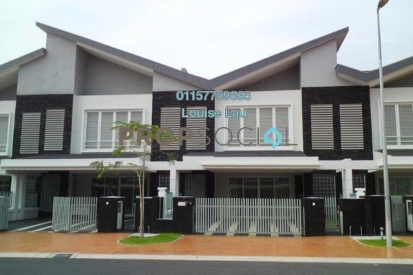 For Sale Terrace at Bandar Springhill, Sendayan Freehold Unfurnished 4R/3B 410k