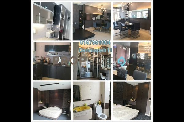 Semi-Detached For Rent in Adda Heights, Tebrau Freehold Semi Furnished 4R/4B 1.7k