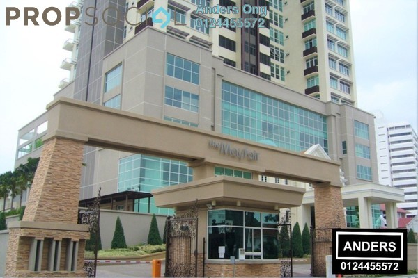 Condominium For Sale in The Mayfair, Georgetown Freehold Fully Furnished 5R/7B 3.3m