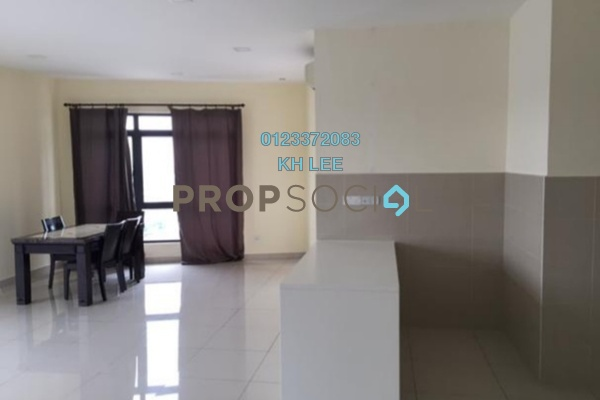 Serviced Residence For Sale in TRiGON Luxury Residences @ Setia Walk, Pusat Bandar Puchong Freehold Semi Furnished 3R/3B 1.05m