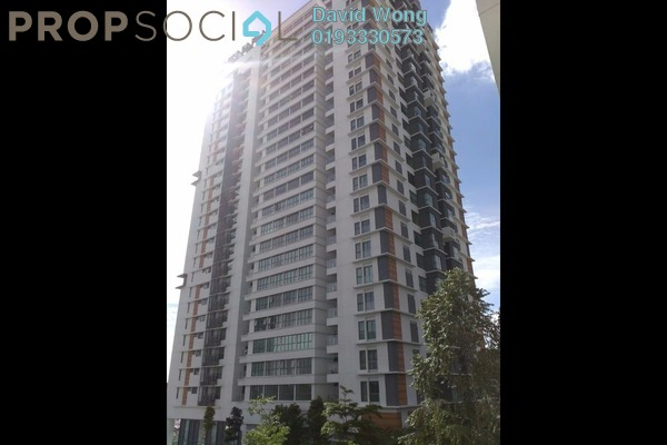 Condominium For Rent in A'Marine, Bandar Sunway Leasehold Fully Furnished 3R/3B 4.5k