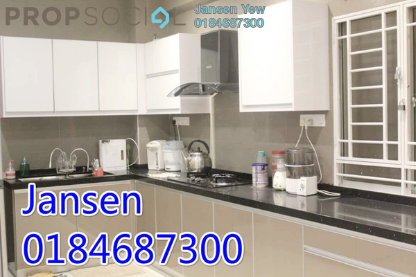 Condominium For Sale in Vista Gambier, Bukit Gambier Freehold Fully Furnished 4R/2B 680k