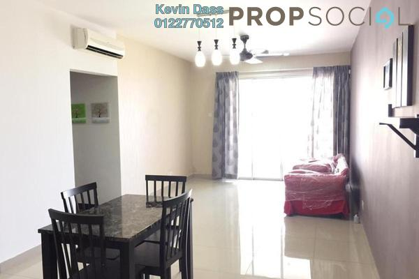 Condominium For Rent in Zen Residence, Puchong Freehold Fully Furnished 3R/2B 1.6k