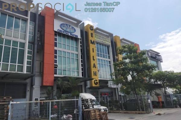 Factory For Rent in Kepong Baru, Kepong Freehold Unfurnished 0R/0B 6.5k