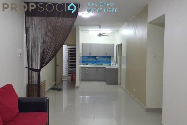 Condominium For Rent in Kinrara Mas, Bukit Jalil Freehold Semi Furnished 3R/2B 1.3k