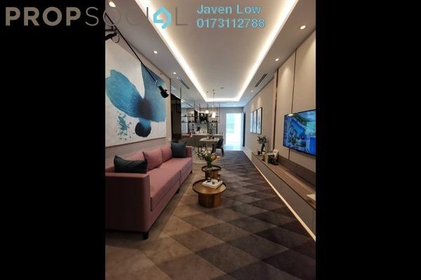 Condominium For Sale in The Arcuz, Kelana Jaya Freehold Fully Furnished 2R/1B 580k