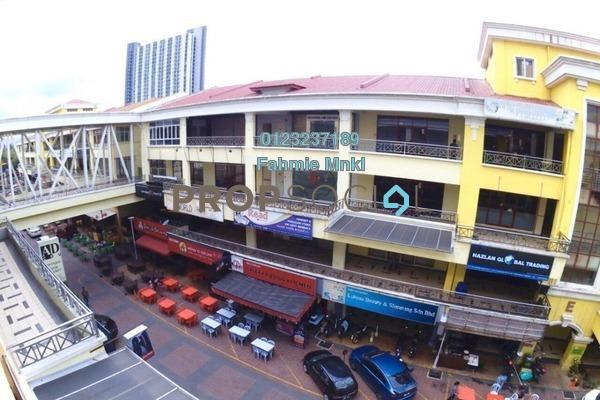 Office For Sale in Platinum Walk, Setapak Leasehold Semi Furnished 0R/0B 390k