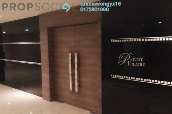 Condominium For Sale in Royal Regent, Dutamas Freehold Semi Furnished 3R/2B 590k