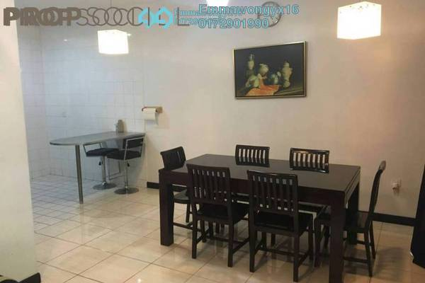 Condominium For Rent in Armanee Terrace I, Damansara Perdana Freehold Fully Furnished 5R/4B 4.6k