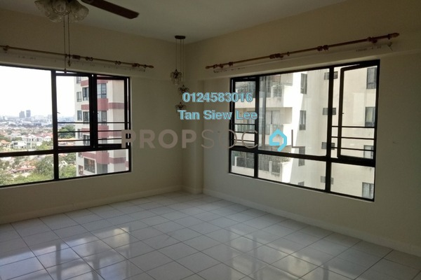 For Sale Condominium at Cameron Towers, Gasing Heights Freehold Semi Furnished 3R/2B 599k