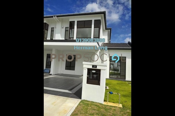 Terrace For Sale in Eco Grandeur, Puncak Alam Freehold unfurnished 4R/2B 660k