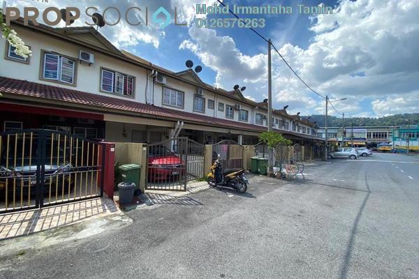 Townhouse For Sale in Taman Lagenda Suria, Hulu Langat Leasehold Unfurnished 3R/2B 330k