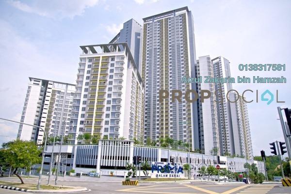 Condominium For Rent in PR1MA Homes @ Residensi Alam Damai, Alam Damai Freehold Unfurnished 3R/2B 1.2k