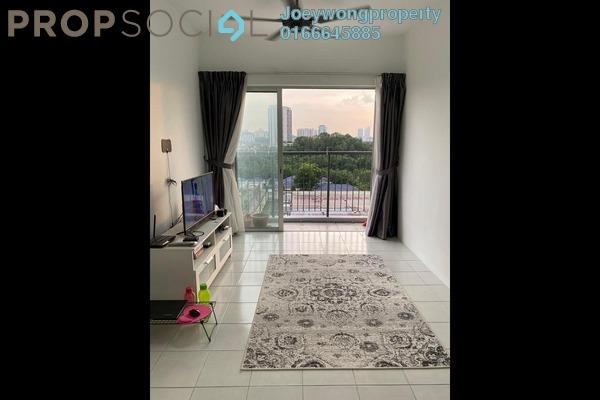 Condominium For Rent in Residensi Jalilmas, Bukit Jalil Freehold Semi Furnished 3R/3B 1.1k