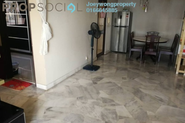Condominium For Rent in OG Heights, Old Klang Road Freehold Fully Furnished 3R/2B 1.3k
