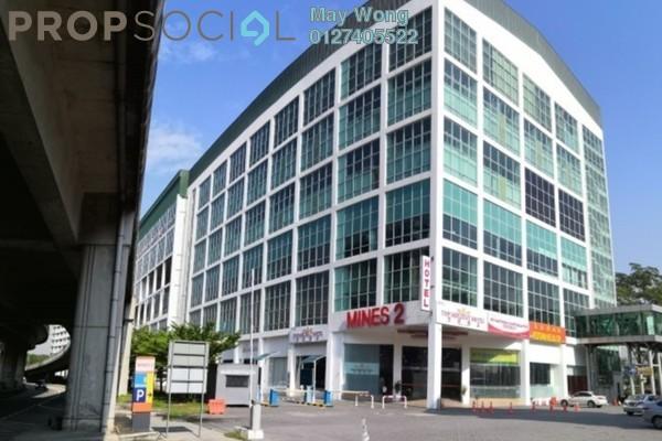 Office For Rent in Seri Kembangan Apartment, Bukit Beruntung Freehold Unfurnished 0R/0B 27.5k