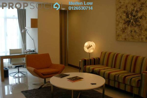 Serviced Residence For Rent in Fraser Place, KLCC Freehold Fully Furnished 1R/1B 2.8k