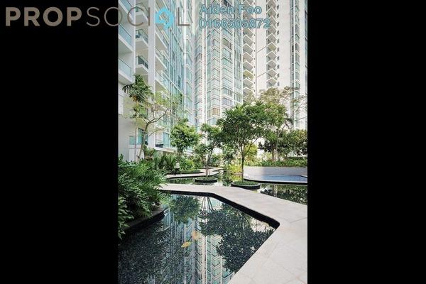 Condominium For Sale in Platinum Arena, Old Klang Road Freehold Semi Furnished 2R/2B 348k