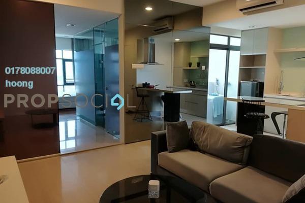Condominium For Sale in Eve Suite, Ara Damansara Freehold Fully Furnished 1R/1B 450k