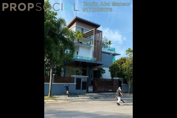 Bungalow For Sale in TAR Villas, Ampang Freehold Semi Furnished 6R/7B 8.9m