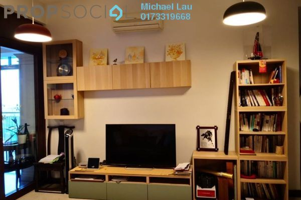 Condominium For Rent in Hampshire Residences, KLCC Freehold Fully Furnished 4R/2B 9.8k