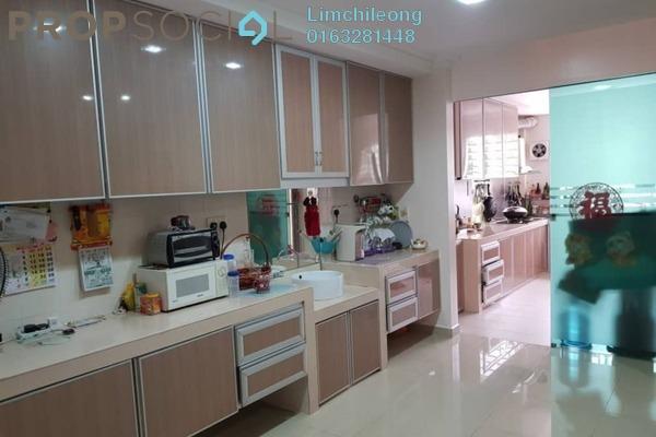 Terrace For Sale in Taman Sri Ukay, Ukay Freehold Semi Furnished 5R/5B 1.3m