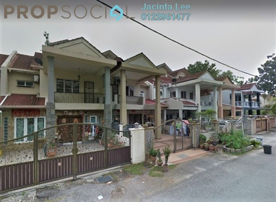 For Sale Terrace at Section 6, Kota Damansara Freehold Semi Furnished 4R/3B 729k