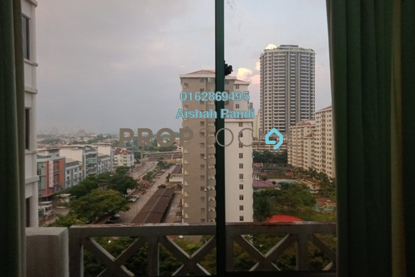 Condominium For Rent in Kelana D'Putera, Kelana Jaya Freehold Semi Furnished 1R/1B 600translationmissing:en.pricing.unit