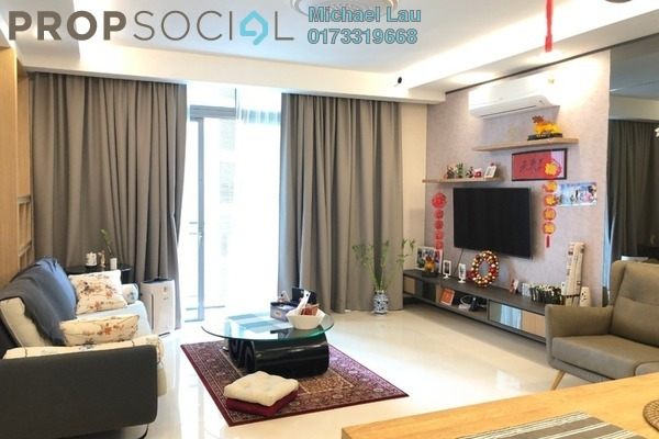 Condominium For Rent in Hampshire Residences, KLCC Freehold Fully Furnished 1R/1B 3k