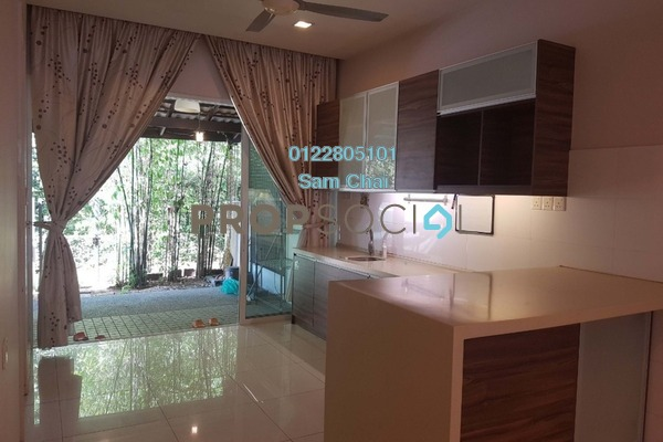 For Sale Terrace at Amelia, Desa ParkCity Freehold Semi Furnished 3R/3B 2.1m