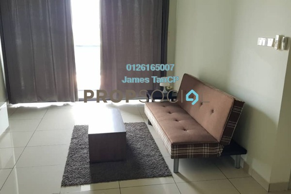 Condominium For Sale in Seri Mas, Bandar Sri Permaisuri Freehold Semi Furnished 3R/2B 630k