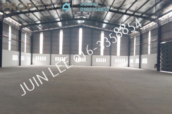 Factory For Rent in Elmina East, Shah Alam Freehold Unfurnished 0R/0B 105k