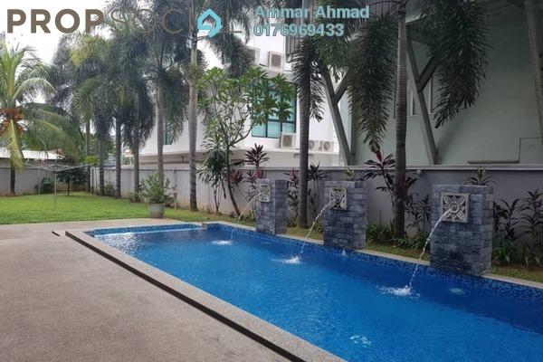 Bungalow For Sale in Taman Ampang Utama, Ampang Freehold Semi Furnished 7R/7B 5.5m