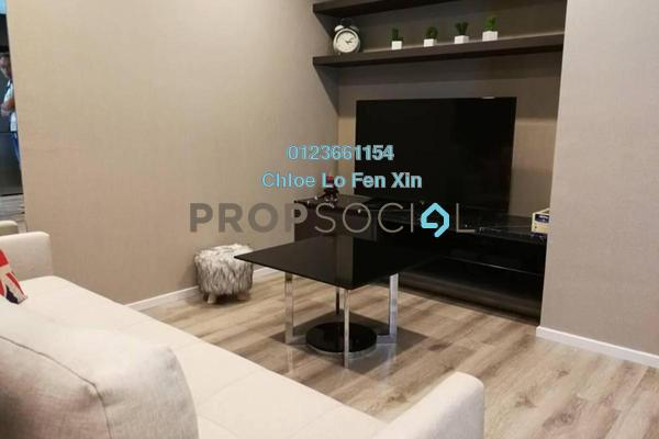 Condominium For Rent in VERVE Suites, Old Klang Road Freehold Fully Furnished 1R/1B 1.9k