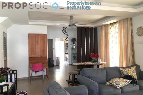 Terrace For Sale in Taman Puncak Kinrara, Bandar Kinrara Freehold Semi Furnished 4R/3B 1.35m
