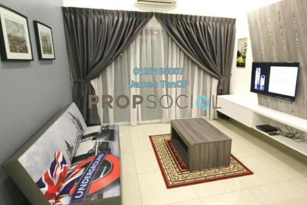 Condominium For Sale in Anyaman Residence, Bandar Tasik Selatan Freehold Semi Furnished 3R/2B 608k