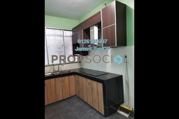 For Sale Condominium at Nilam Puri, Bandar Bukit Puchong Freehold Semi Furnished 3R/2B 318k