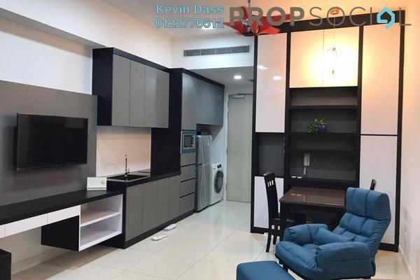 Serviced Residence For Rent in Nadi Bangsar, Bangsar Freehold Fully Furnished 1R/1B 2.5k