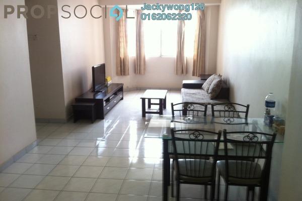 Condominium For Sale in Rhythm Avenue, UEP Subang Jaya Freehold Semi Furnished 2R/2B 330k