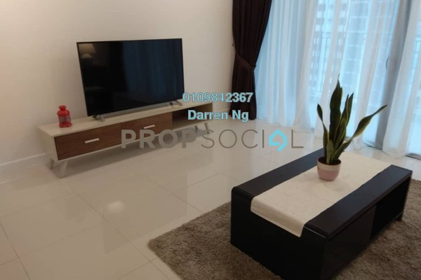Condominium For Rent in Residensi 22, Mont Kiara Freehold fully_furnished 4R/4B 7.5k