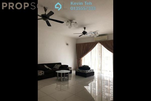 For Rent Condominium at Ceriaan Kiara, Mont Kiara Freehold Fully Furnished 3R/3B 3.8k