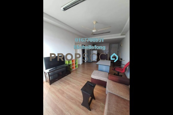 Apartment For Rent in Lake View Suites, Tebrau Freehold Fully Furnished 2R/2B 1k