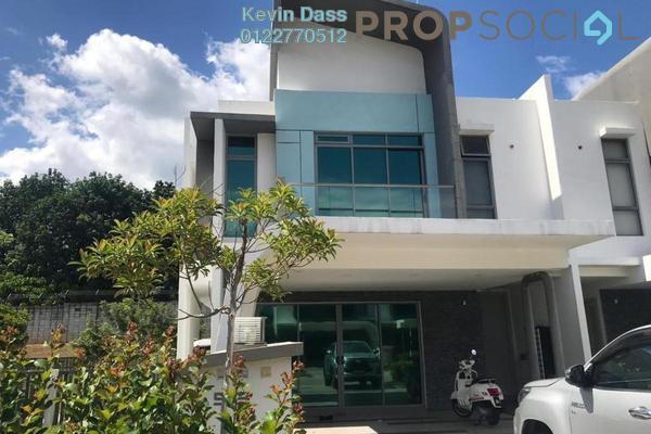 Semi-Detached For Rent in Setia Eco Glades, Cyberjaya Freehold Semi Furnished 4R/4B 3.3k