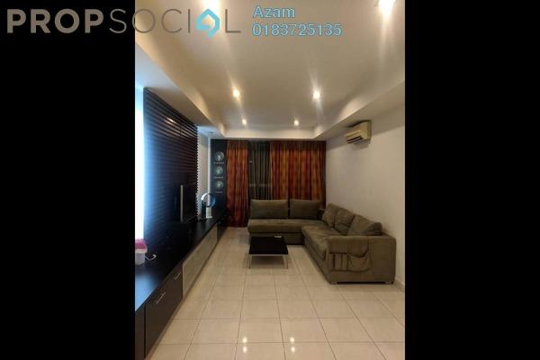 Condominium For Sale in Dataran Prima Condominium, Kelana Jaya Freehold Semi Furnished 2R/2B 700k